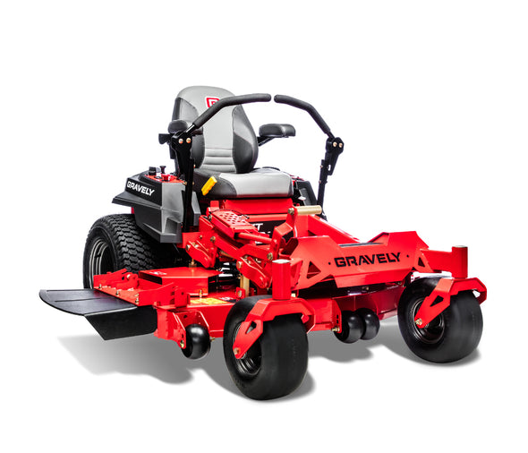 "Gravely ZT HD 52 (52"") 23HP Kawasaki Zero Turn Lawn Mower"