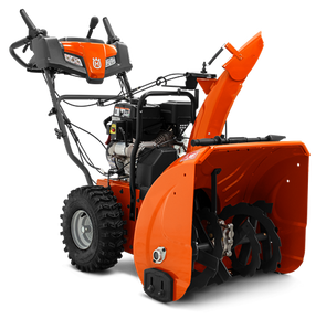 "Husqvarna ST224P (24"") 208cc Two-Stage Snow Blower"
