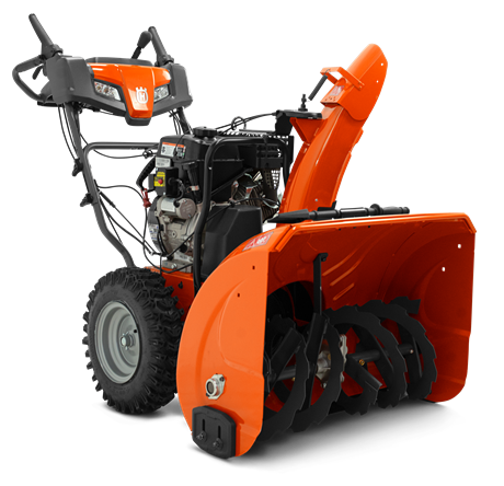 "Husqvarna ST230P (30"") 291cc Two-Stage Snow Blower w/ Heated Handgrips"