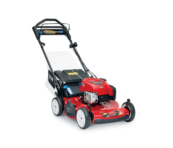 "Toro Recycler® (22"") 190cc Personal Pace® Rear-Wheel Drive Lawn Mower w/ Spin Stop™"