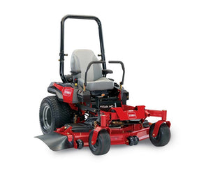 "Toro TITAN HD 2500 60"" 23.5 Kawasaki Zero Turn Mower"