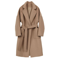 Robe Trench in Camel - Indigo