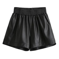 Black Boxing Shorts - Indigo