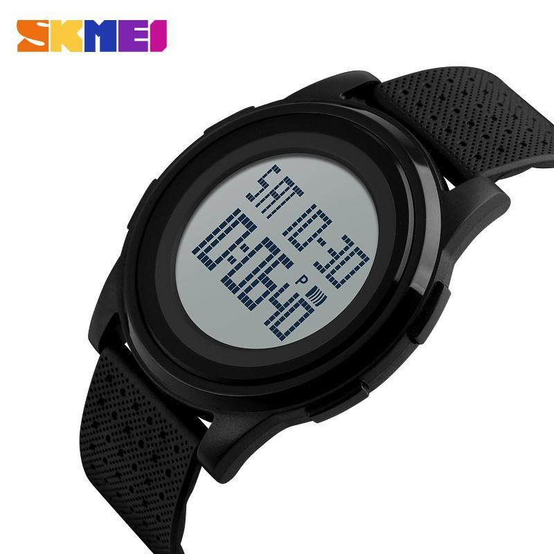Delicious Skmei Brand Men Smart Watch Chrono Calories Pedometer Multi-functions Sports Watches Reminder Digital Wristwatches Relogios 1301 Men's Watches Back To Search Resultswatches