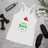Resting Grinch Face Vest-top
