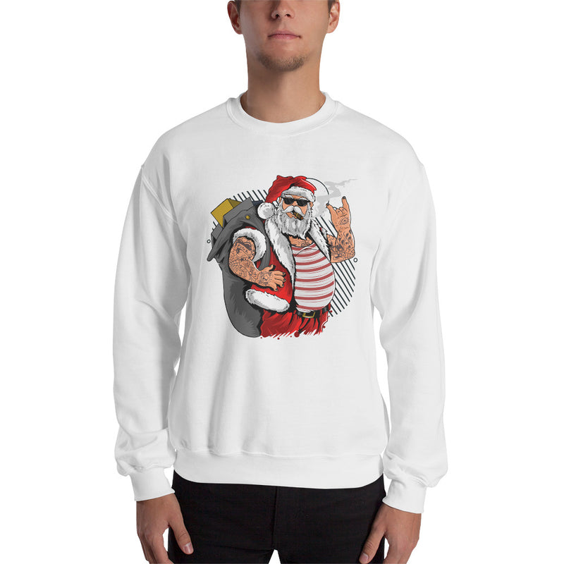 Santa Rocks Jumper