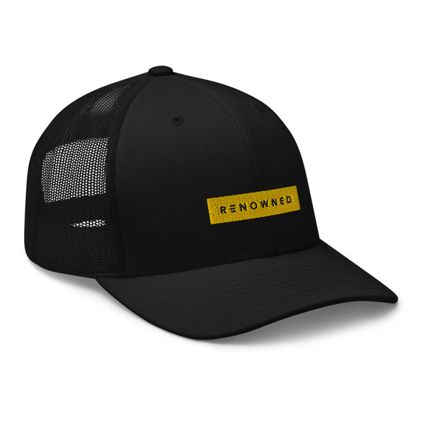 Renowned Logo Cap