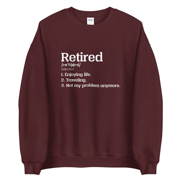 Retired Jumper