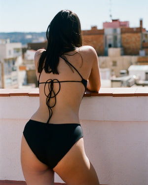 Open image in slideshow, Ale Black Trikini - One piece - Plhi studio
