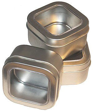 Empty Tin, 8 oz (JUMBO), PACK OF 6