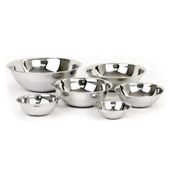 Stainless Steel Mixing Bowl Set of 6