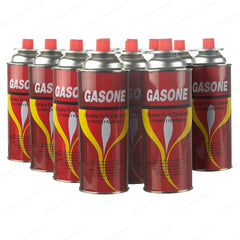 Butane Fuel GasOne Canisters for Portable Camping Stoves