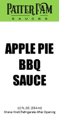 Apple Pie BBQ