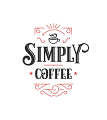 Simply Coffee 412 Roast DECAF GROUND