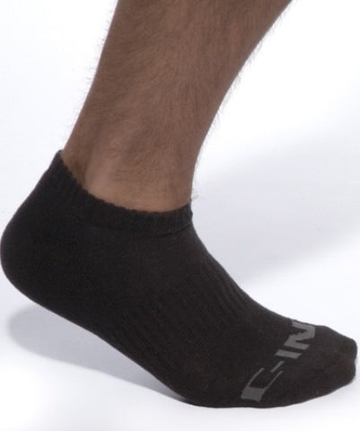 C-IN2 Core Lo No Show Socks 3-Pack