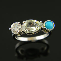 Custom Designed Mothers Ring
