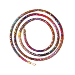 Dark Confetti Thread Strand