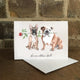 We are Adora-bull Greeting Card - For loved one
