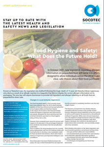 Food Hygiene and Safety: What Does the Future Hold?