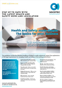 Health and Safety made simple: The basics for your business
