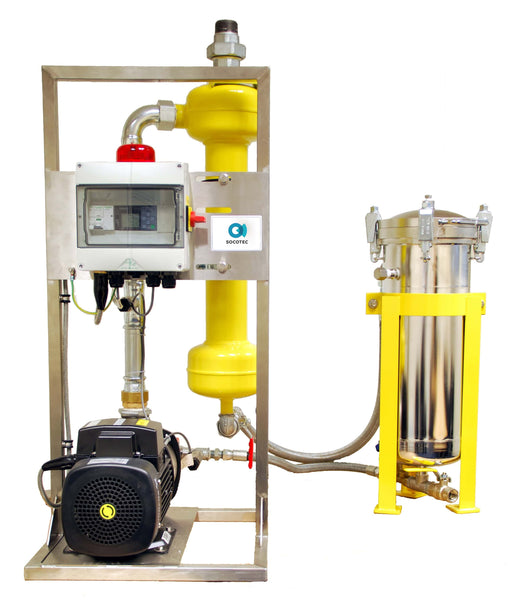 Sidestream Filtration Units