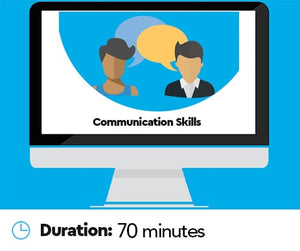 Communication Skills online training course