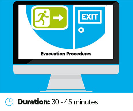 Evacuation Procedures Online Training Course