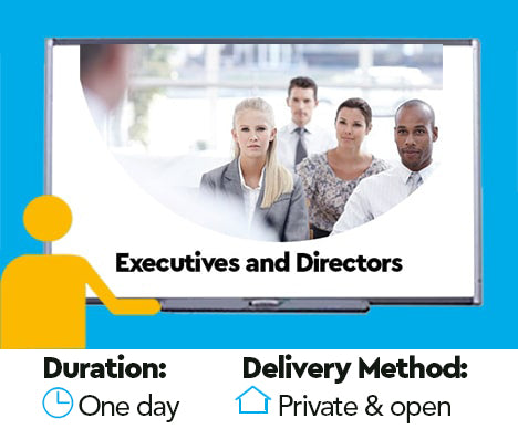 Safety for Executives and Directors Training Course