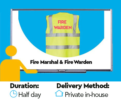 Fire Marshal and Fire Warden Training
