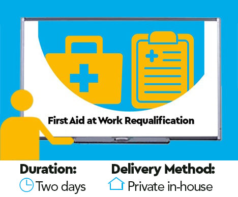 First Aid at Work Requalification Training