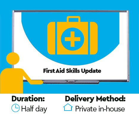 First Aid Skills Update Training Course