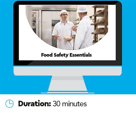 Food Safety Essentials Online Training