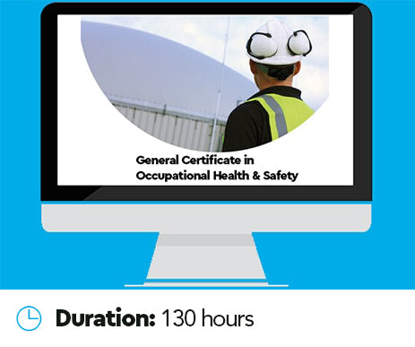 General Certificate in Occupational Health and Safety Online Training