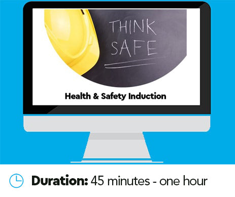 Health and Safety Induction Online Training