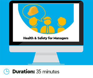 Health and Safety for Managers Online Training
