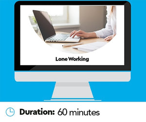 Lone working online training