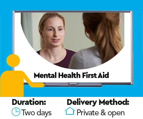 Mental Health First Aid (MHFA) Training