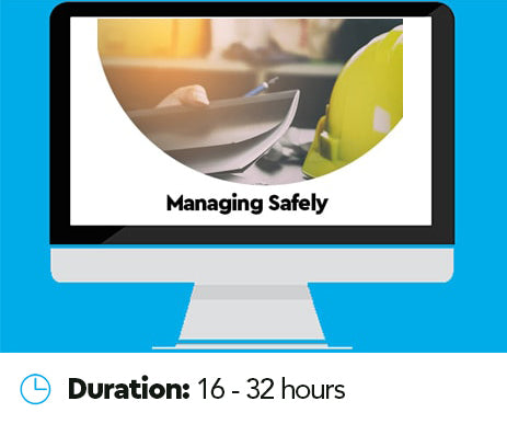 Managing Safely Online Training