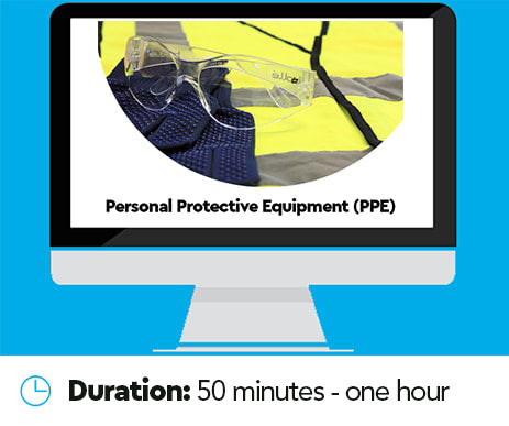 Personal Protective Equipment (PPE) Online Training