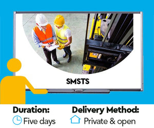 CITB Site Safety Plus - Site Management Safety Training Scheme (SMSTS)
