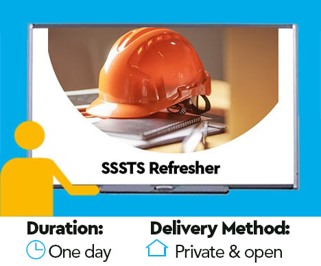 Site Safety Plus - Site Supervisors Safety Training Scheme (SSSTS) - Refresher
