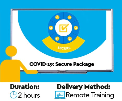 Returning to Work Safely with COVID-19 Remote Risk Assessment Training