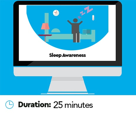 Sleep Awareness online training