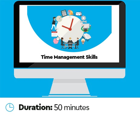 Time Management Skills Online Training Course