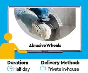 Abrasive Wheels Training Course