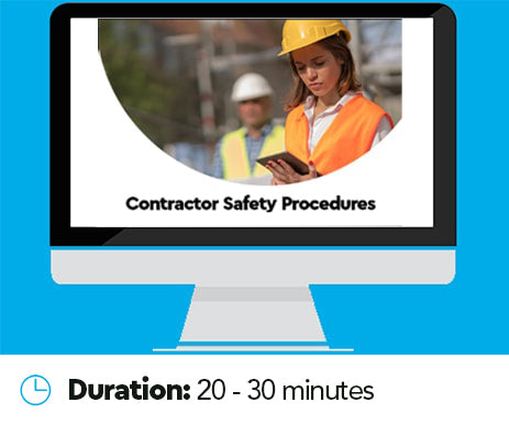 Contractor Safety Procedures Online Course