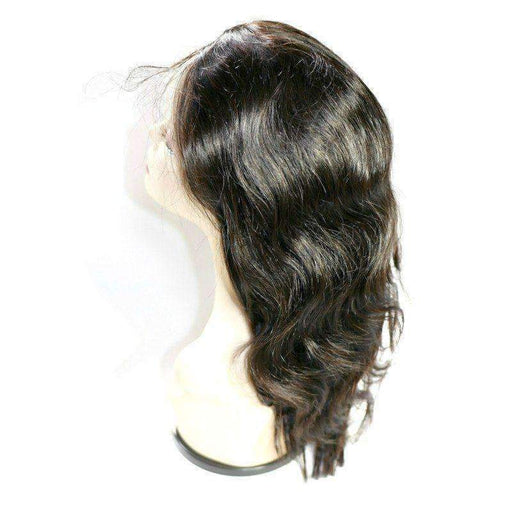Brazilian Body Wave Front Lace Wig-Wigs-Daze Hair Extensions