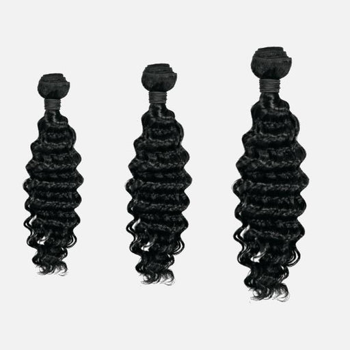 Brazilian Deep Wave Bundles-Bundles-Daze Hair Extensions