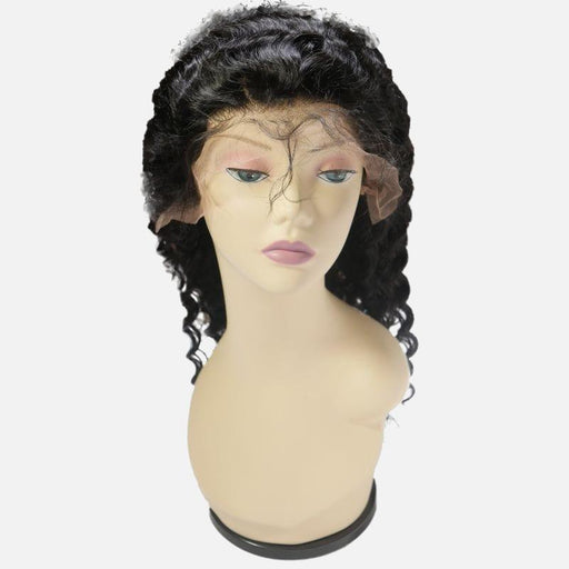 Brazilian Deep Wave Front Lace Wig-Wigs-Daze Hair Extensions