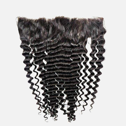 Brazilian Deep Wave Frontal-Frontals-Daze Hair Extensions